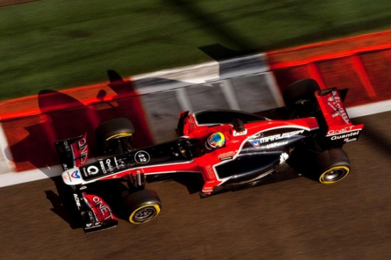 Гран При Малайзии : Превью Marussia F1 Team
